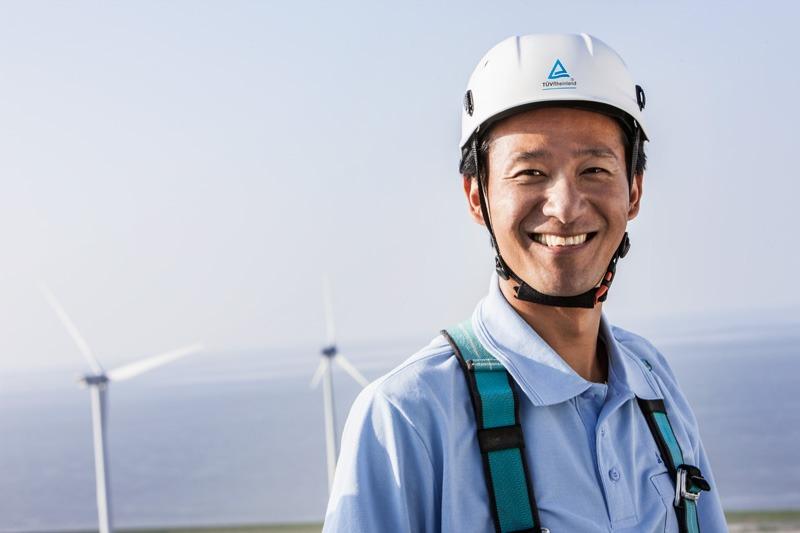 wind energy expert