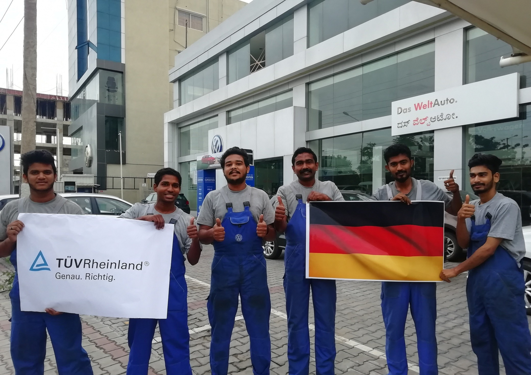 Skilled Worker of India are going to come to Germany